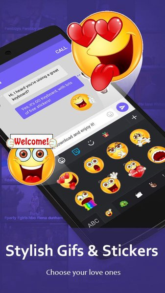 Go Keyboard app Latest Version APK download