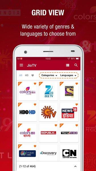 JioTV - Live Sports Movies Shows app Latest Version APK download