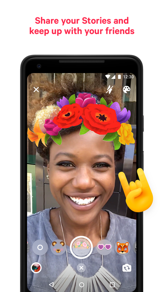 Messenger – Text and Video Chat for Free screenshot 6