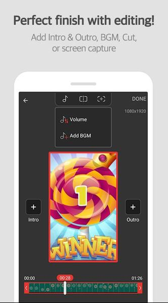 Mobizen Recorder screenshot 4