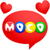 Moco - Chat, Meet New People app