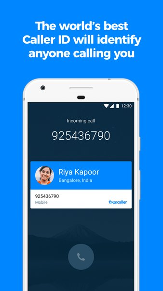 Truecaller: Caller ID, spam blocking & Call Record screenshot 1