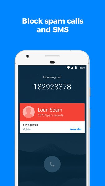 Truecaller: Caller ID, spam blocking & Call Record screenshot 2