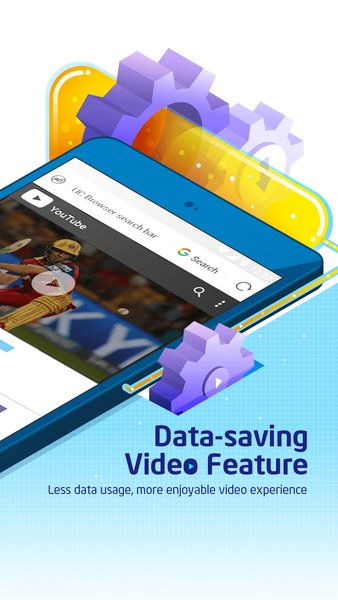 UC Browser - Fast Download Private & Secure screenshot 3