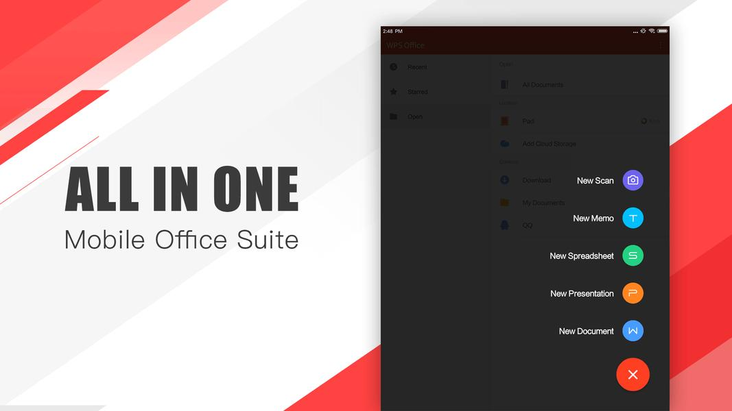 WPS Office app Latest Version APK download