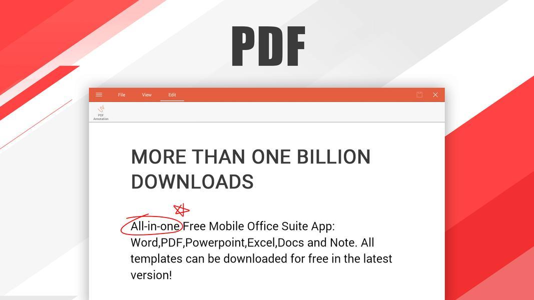 WPS Office app Latest Version APK download