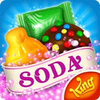 Candy Crush Soda Saga game