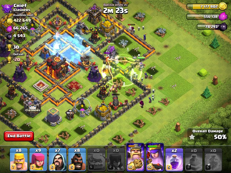 Clash of Clans screenshot 20