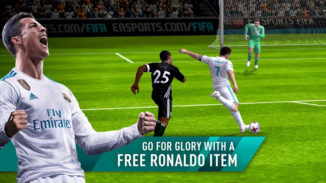 Fifa Soccer Mobile screenshot 1