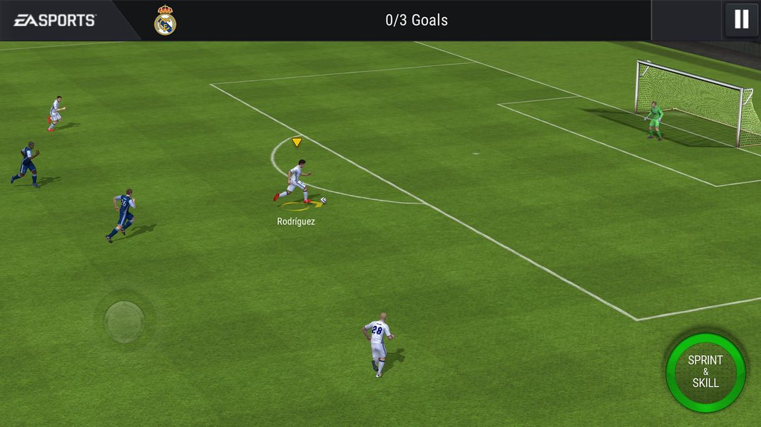 Fifa Soccer Mobile screenshot 6