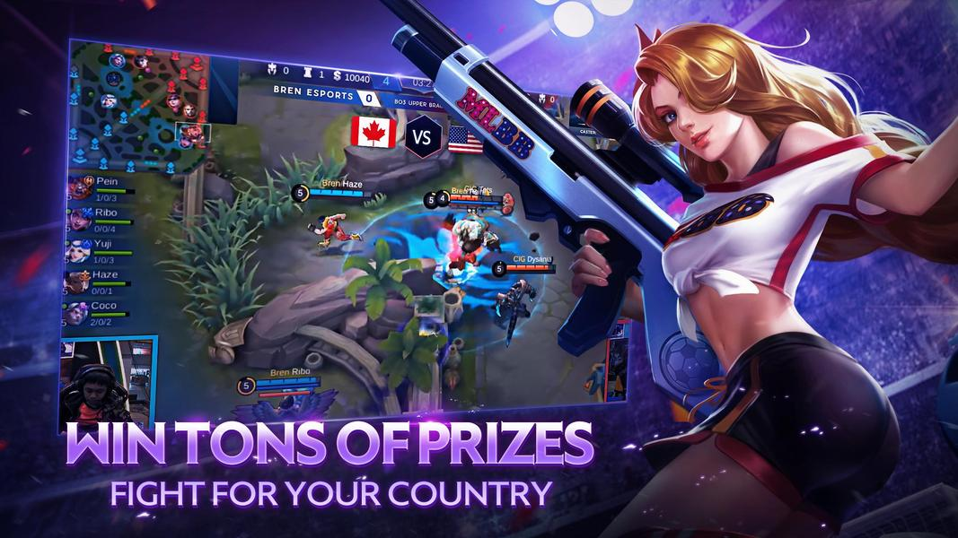 Mobile Legends app Latest Version APK download