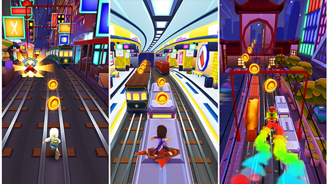 Subway Surfers screenshot 23